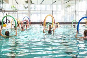 AquaSportief bij Ezzy's